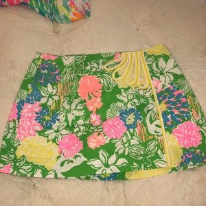 New without tags Lilly skort!!!